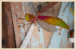 Dragonfly Art Slim