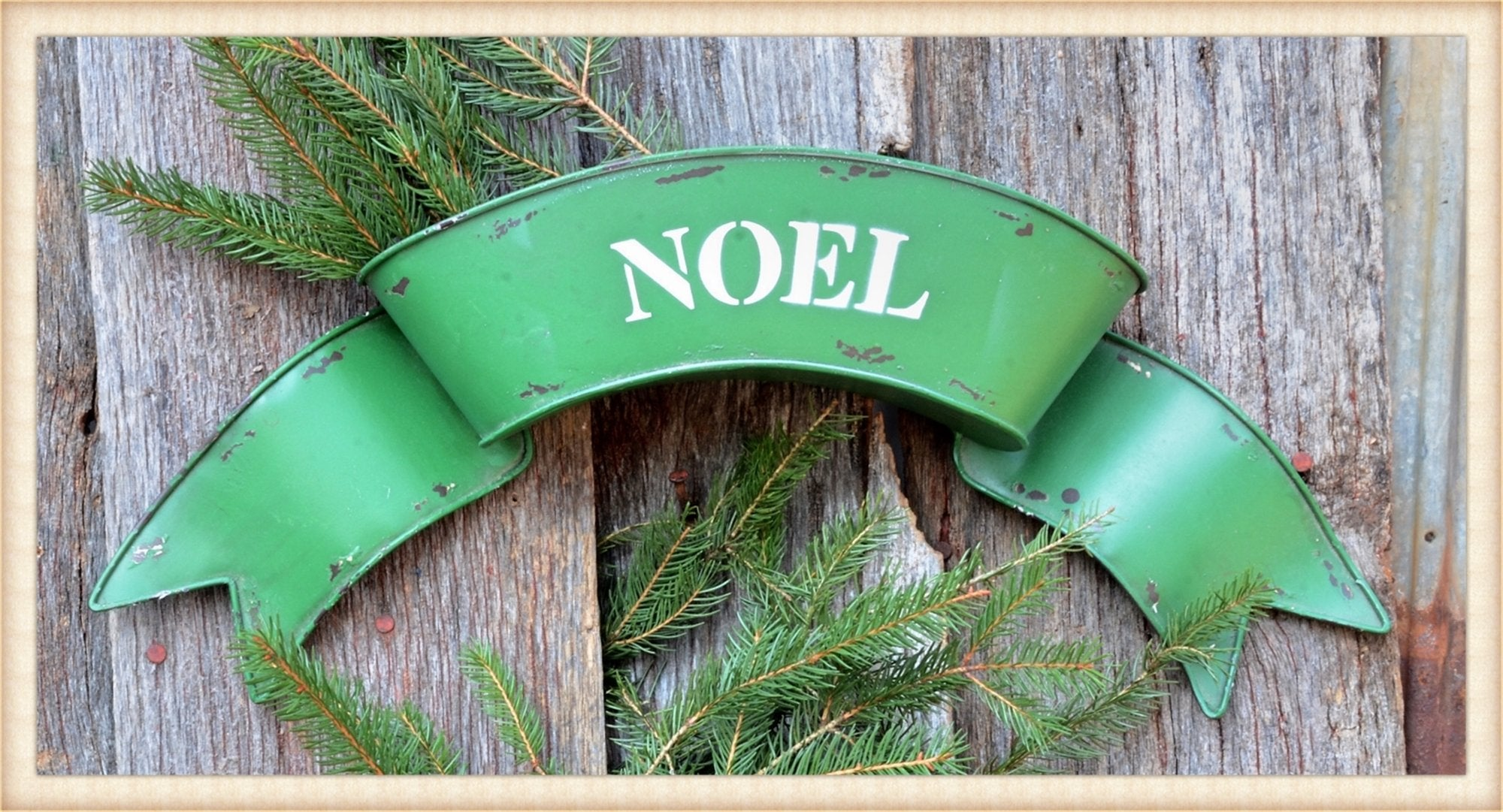 Noel Planter - Seasonal-Holiday