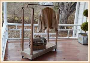 Industrial Clothier Cart-Pick Up Only!