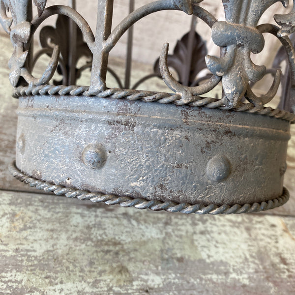 Tall Wire Work Crown