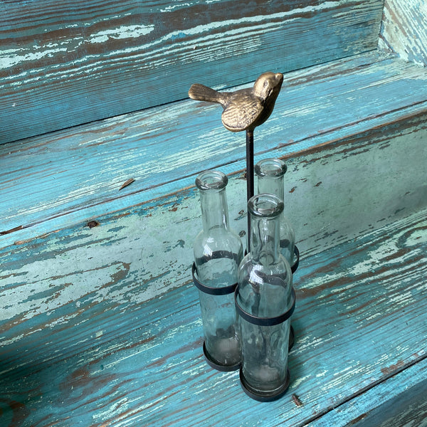Tri Bird Bottle Holder