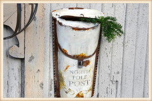 North Pole Poste Box - Seasonal-Holiday