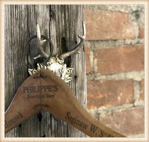 Stag Wall Hook