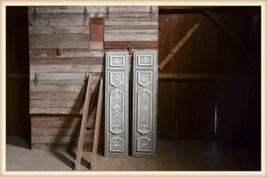 French Relief Panels (2 styles/each) - OS