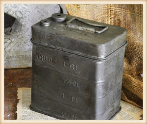 Lidded Ration Container
