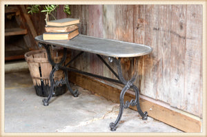 Tin Top Bench/Riser
