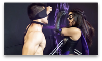 HK | Red Falcon vs Shadowgirl 1