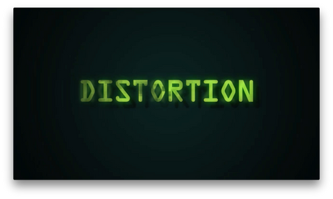 Distortion Films Catalog