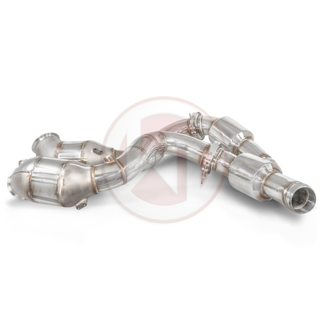 Downpipe Kit Mercedes Benz W205 C63 AMG 300CPSI / 100CPSI