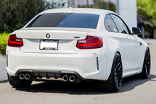 Load image into Gallery viewer, BMW M2 F87 Horizontal Slat Rear Reflector Inserts