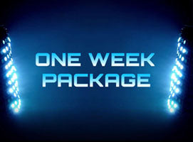 One Week Package