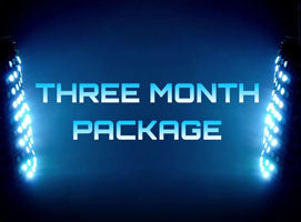 Three month Package