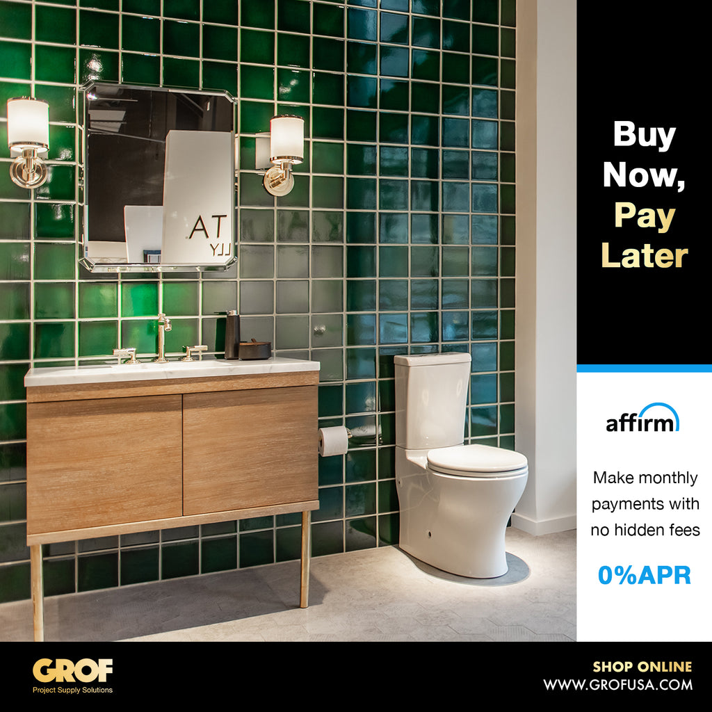 BUY NOW, PAY LATER WITH AFFIRM 0% APR AVAILABLE NOW