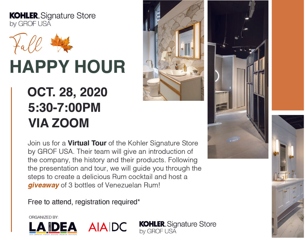 Webinar- LA.IDEA Fall Happy Hour
