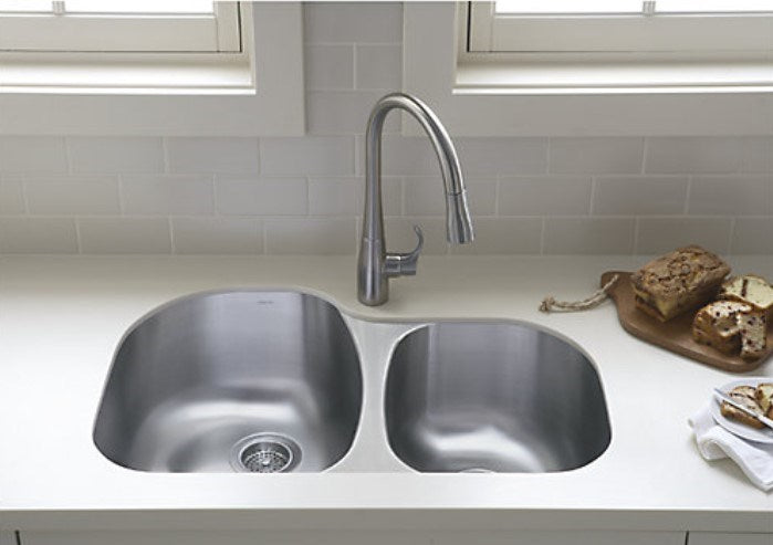 CINCH® UC 31.5X20.5X9 OFFSET SINK