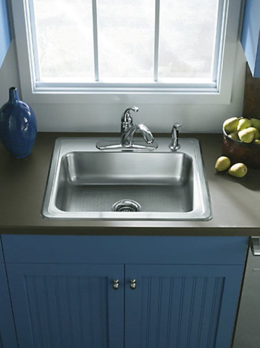 MIDDLETON® 25x22x6 SGL BASIN SINK