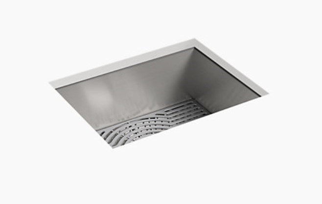 LUDINGTON® W/ACCESS - MED SGL BSN SINK