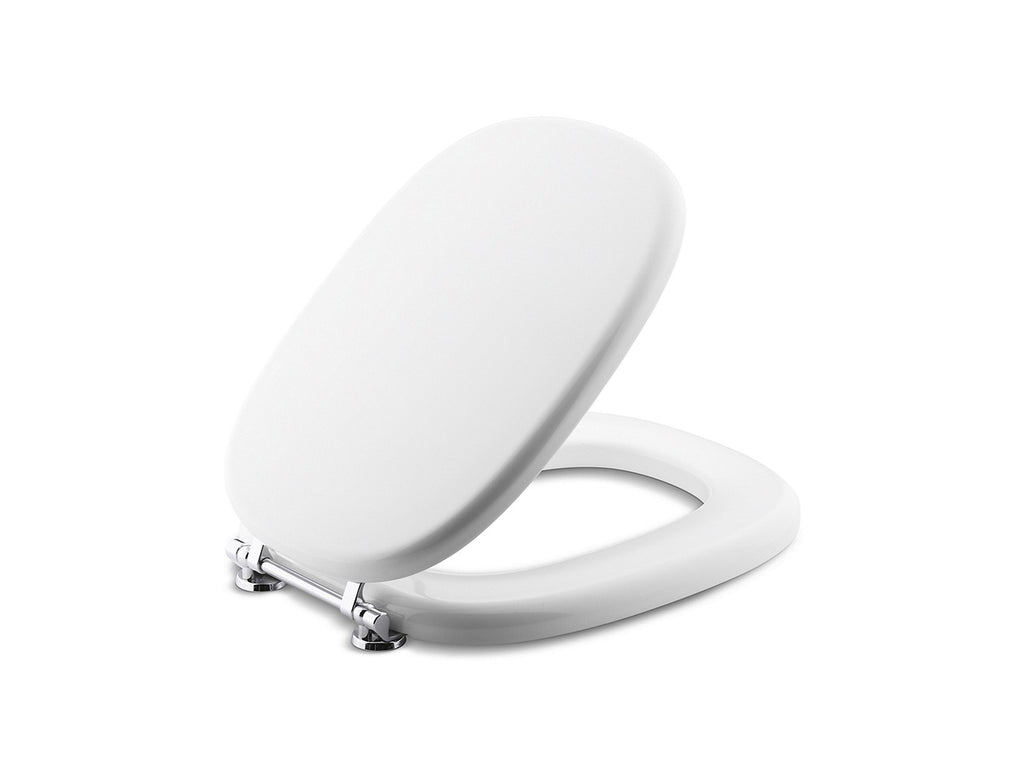 M.Smith Toilet Seat | STUCCO WHITE | Kallista | GROF USA