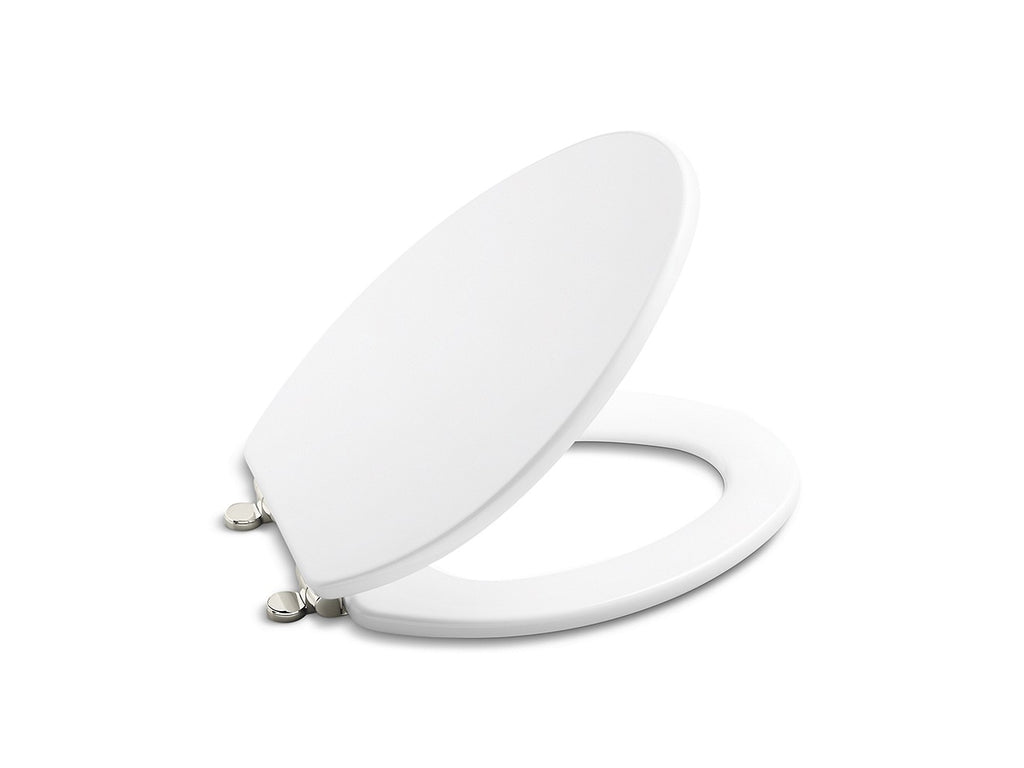 Contemporary Toilet Seat | STUCCO WHITE | Kallista | GROF USA