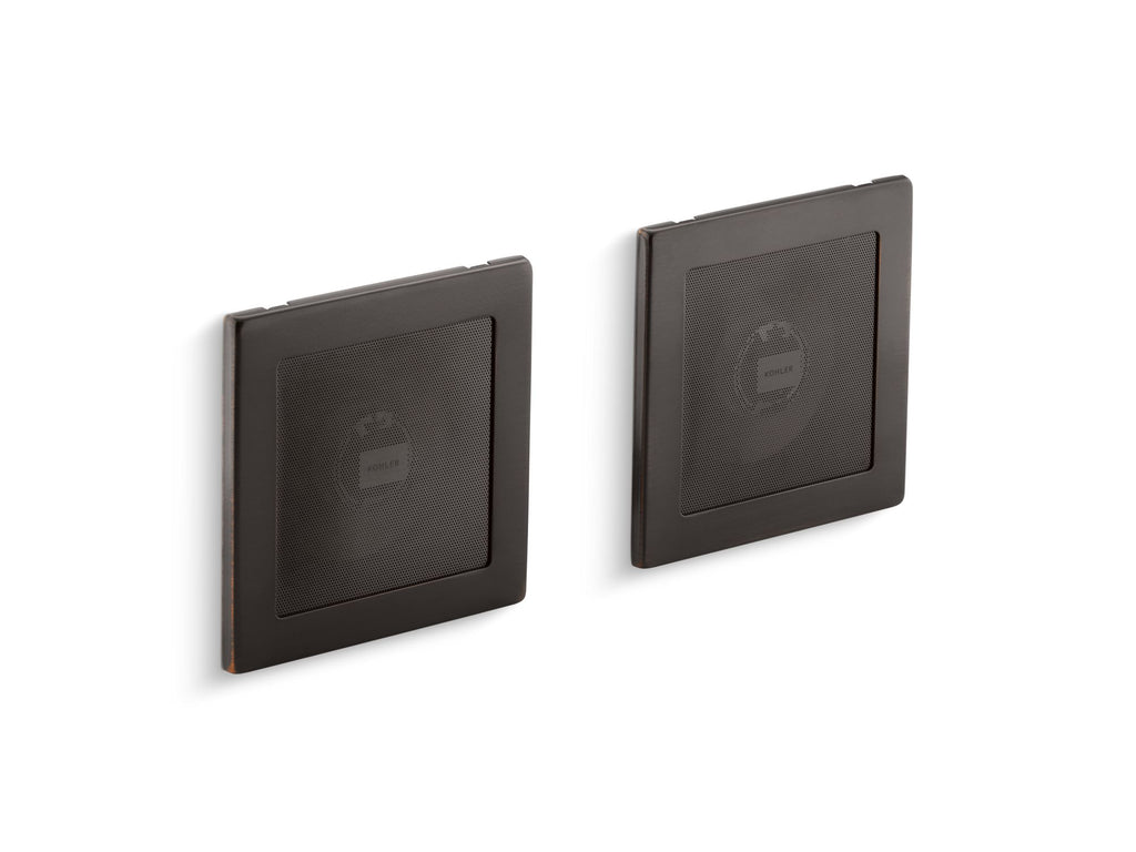 Shower Components | SoundTile | Oil-Rubbed Bronze | GROF USA