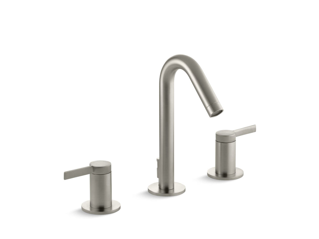 Bathroom Faucet | Stillness | Vibrant Brushed Nickel | GROF USA