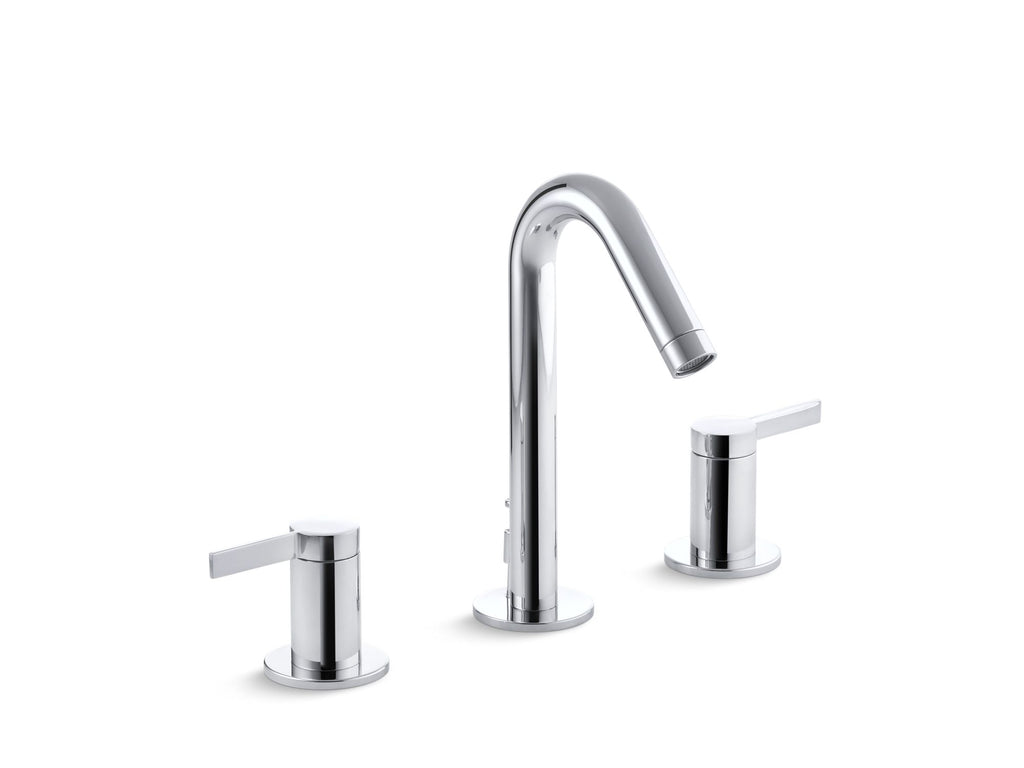 Bathroom Faucet | Stillness | Polished Chrome | GROF USA