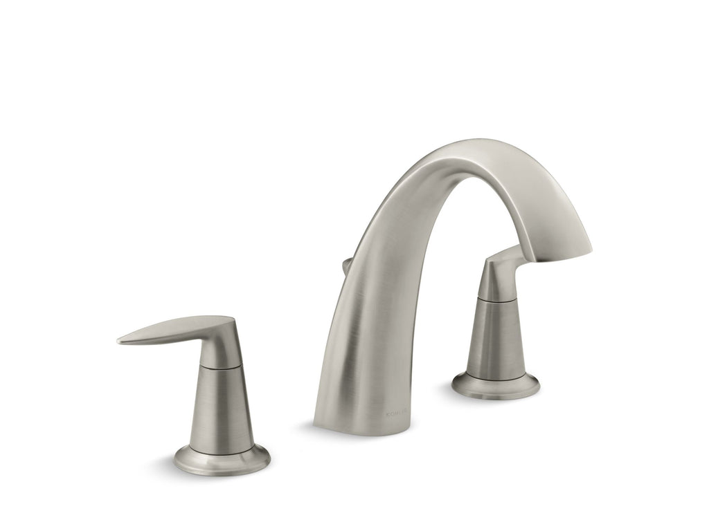 Bath Faucet Trim | Alteo | Vibrant Brushed Nickel | GROF USA