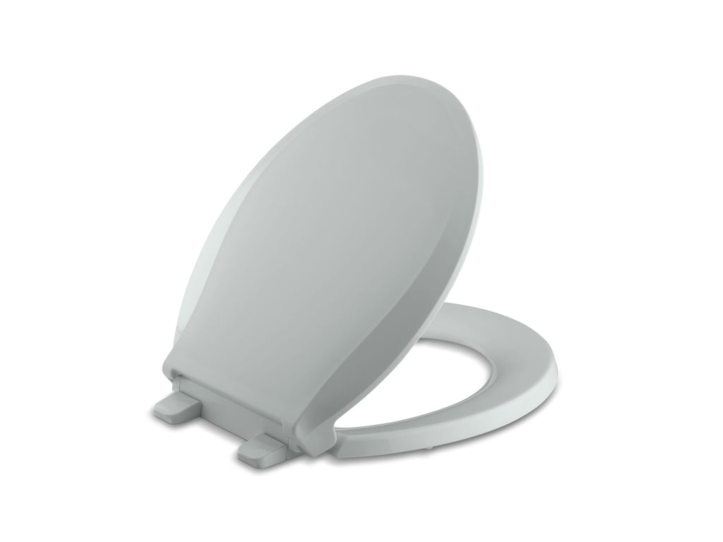 Toilet Seat | Cachet | Ice Grey | GROF USA