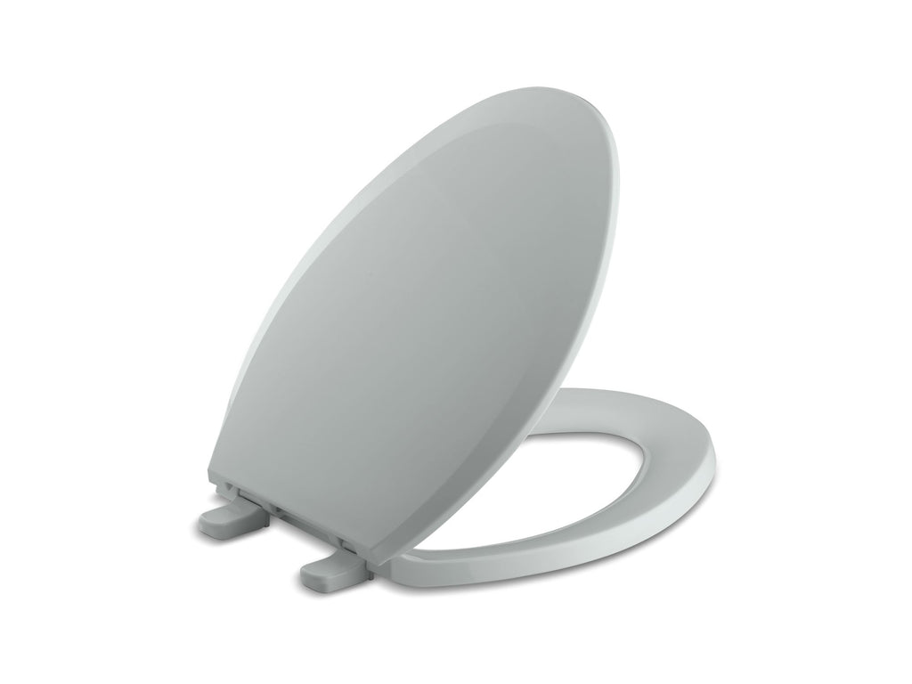 Toilet Seat | Lustra | Ice Grey | GROF USA