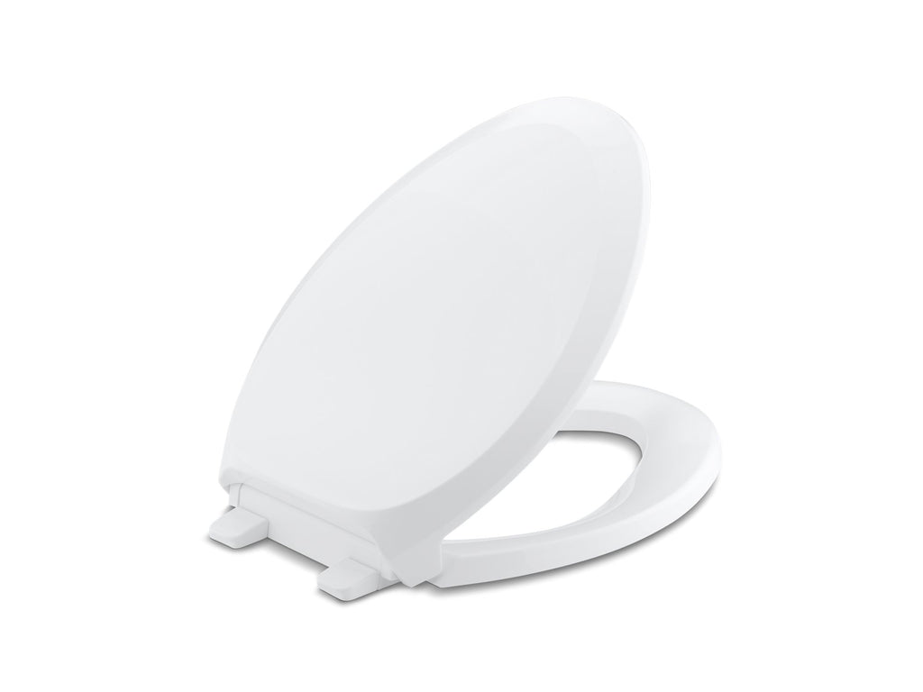 Toilet Seat | French Curve | White | GROF USA