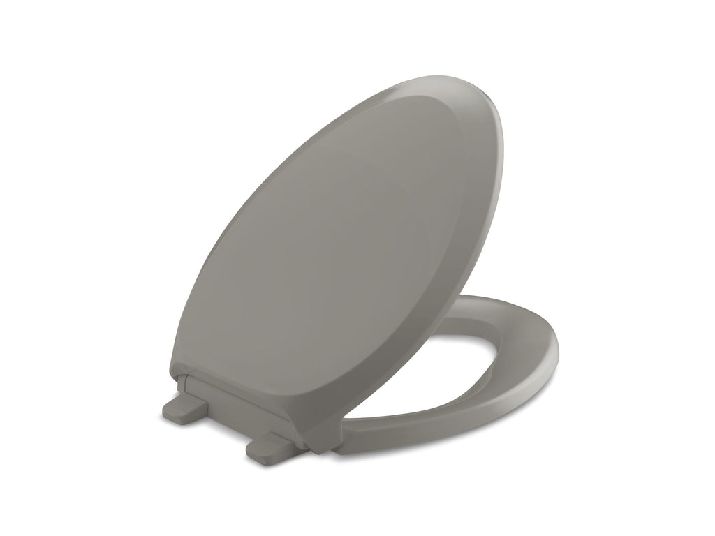 Toilet Seat | French Curve | Cashmere | GROF USA