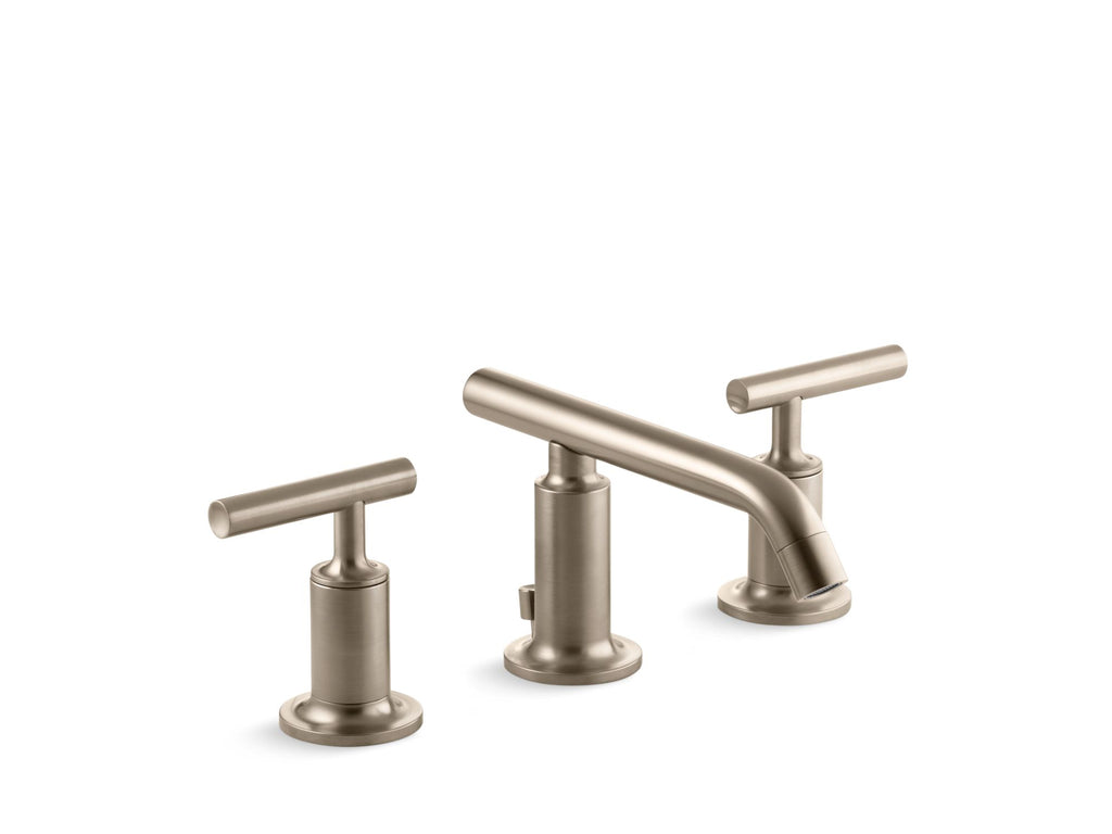 Bathroom Faucet | Purist | Vibrant Brushed Bronze | GROF USA