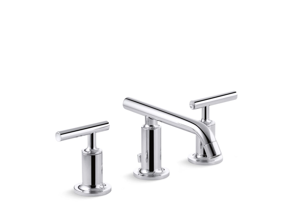 Bathroom Faucet | Purist | Polished Chrome | GROF USA