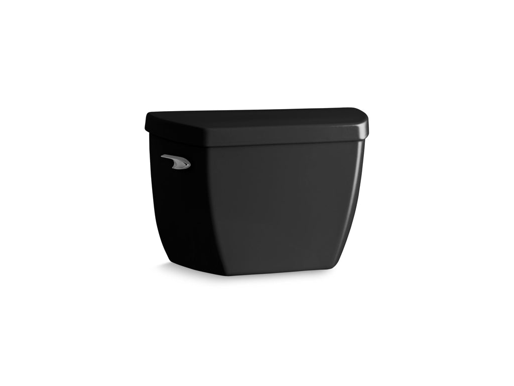 Toilet Tank | Highline | Black Black | GROF USA