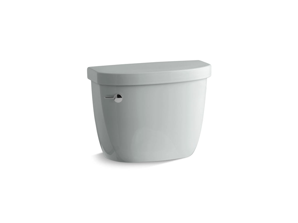 Toilet Tank | Cimarron | Ice Grey | GROF USA