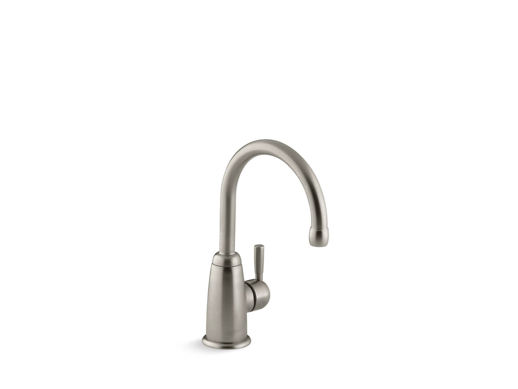 Kitchen Faucet | Wellspring | Vibrant Brushed Nickel | GROF USA