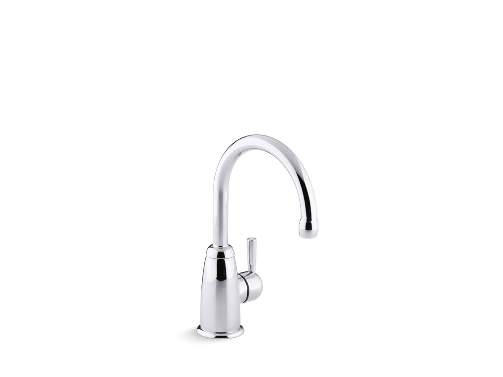 Kitchen Faucet | Wellspring | Polished Chrome | GROF USA