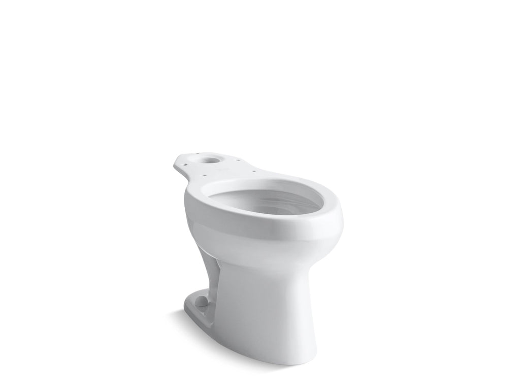 Toilet Bowl | Wellworth | White | GROF USA