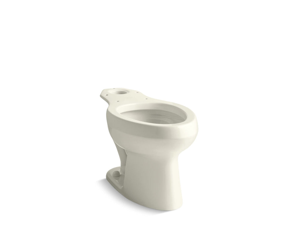 Toilet Bowl | Wellworth | Biscuit | GROF USA