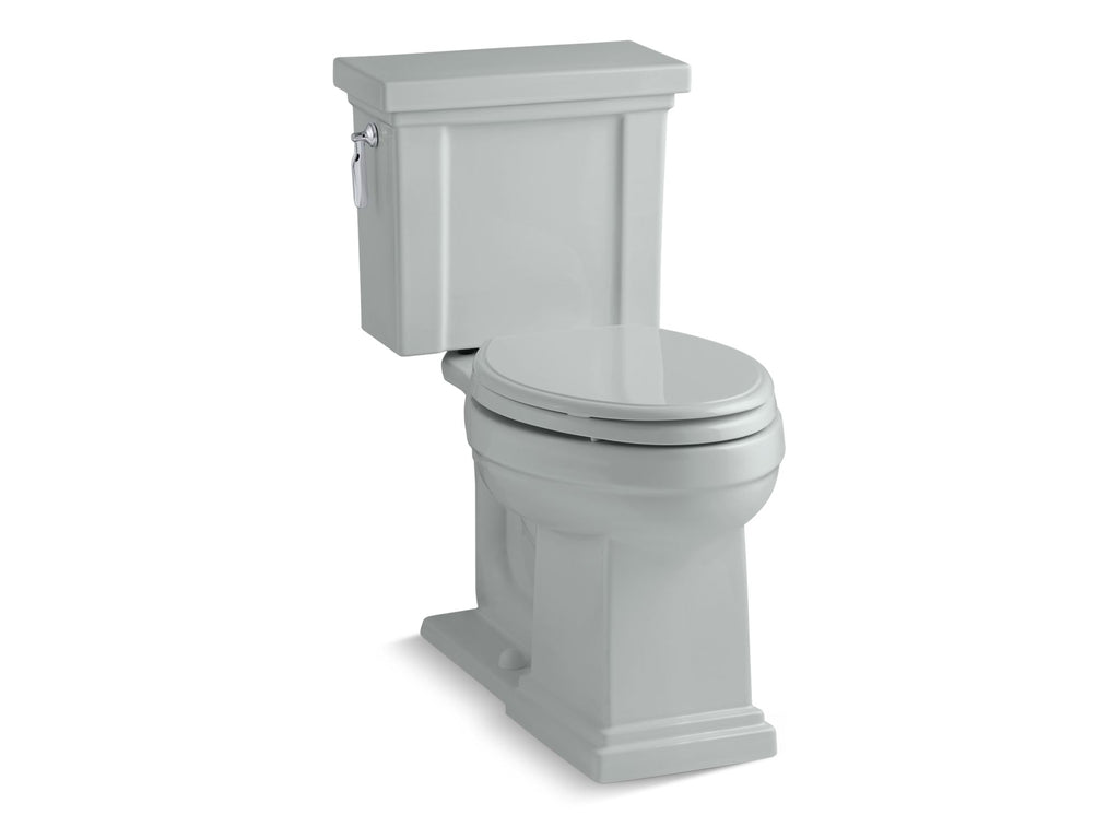Toilet | Tresham | Ice Grey | GROF USA