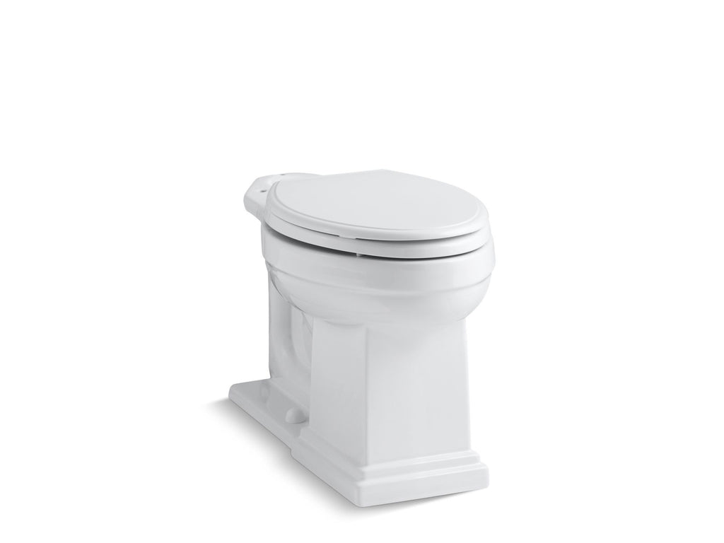 Toilet Bowl | Tresham | White | GROF USA
