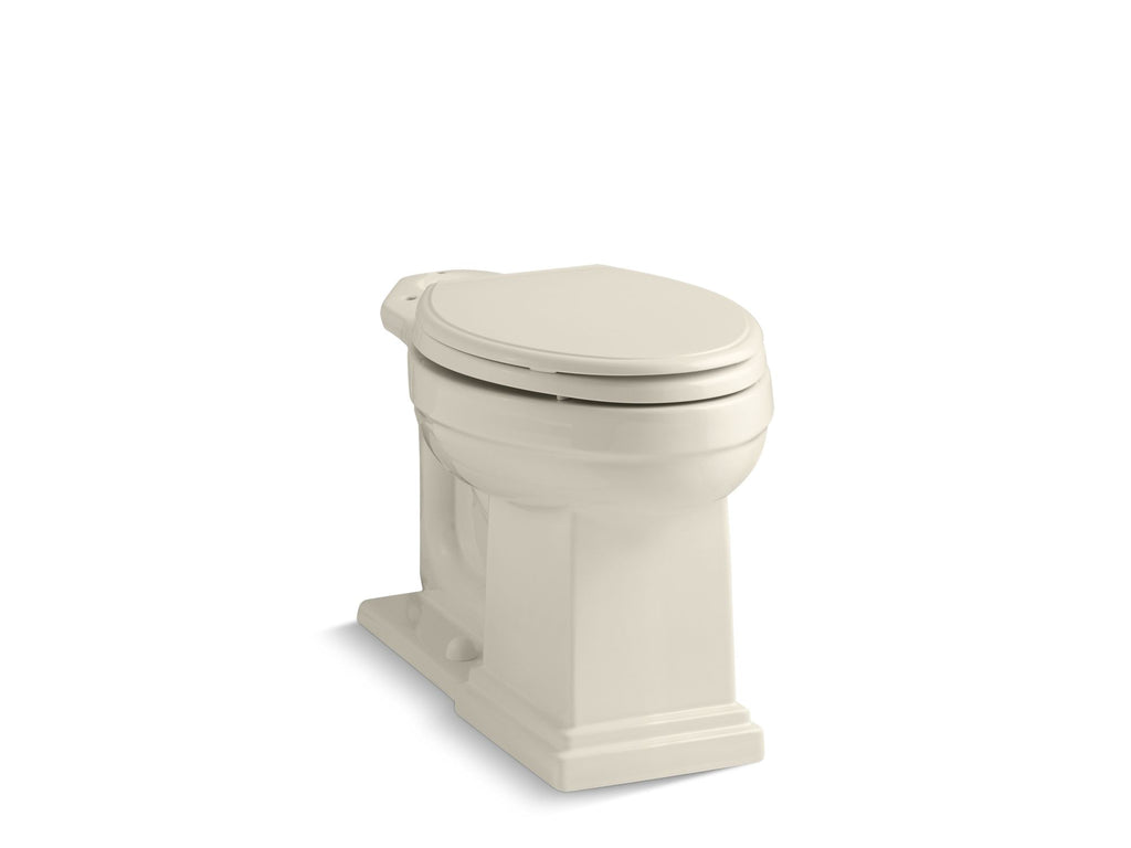 Toilet Bowl | Tresham | Almond | GROF USA