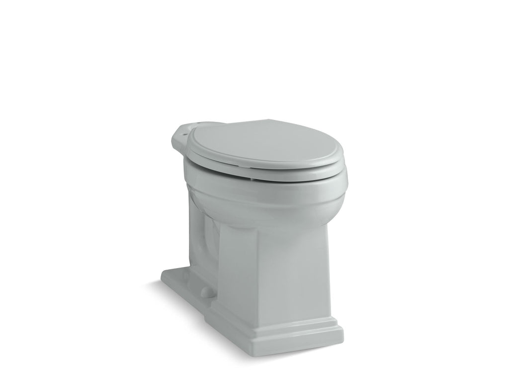 Toilet Bowl | Tresham | Ice Grey | GROF USA