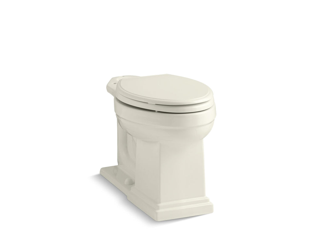 Toilet Bowl | Tresham | Biscuit | GROF USA