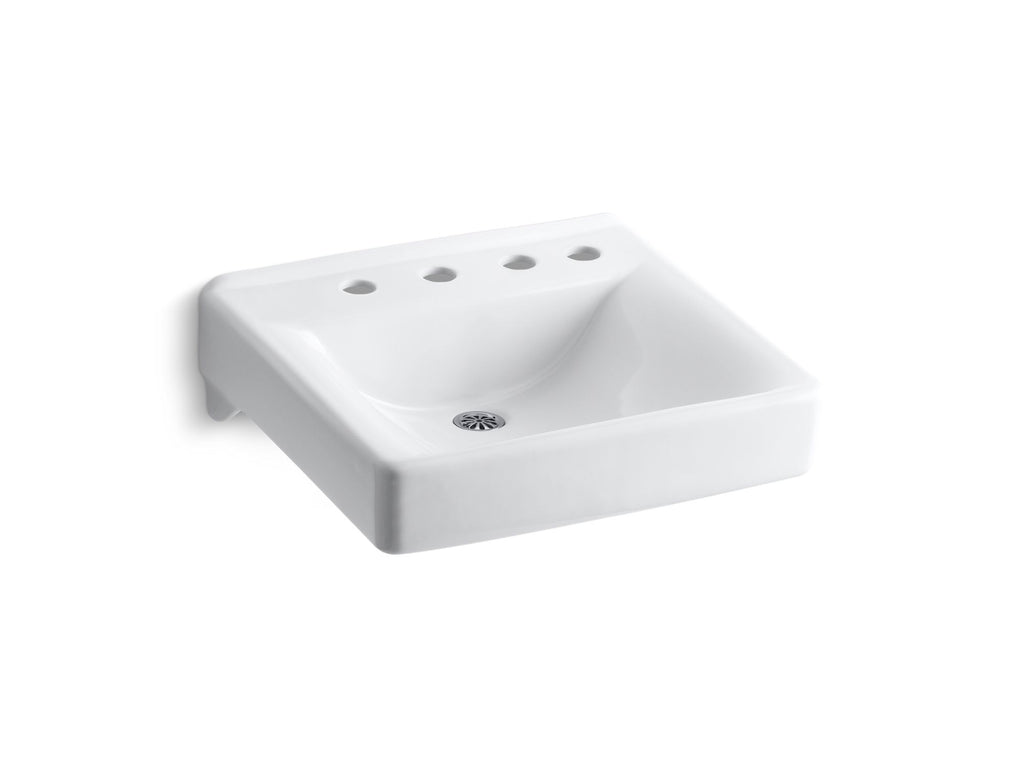 Bathroom Sink | Soho | White | GROF USA