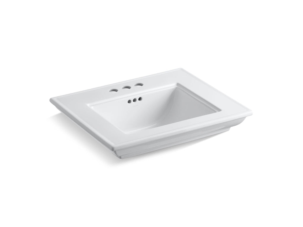 Bathroom Sink | Memoirs | White | GROF USA