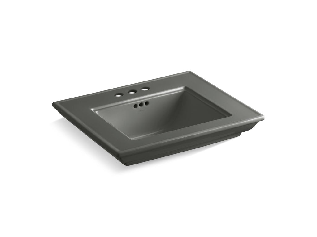 Bathroom Sink | Memoirs | Thunder Grey | GROF USA