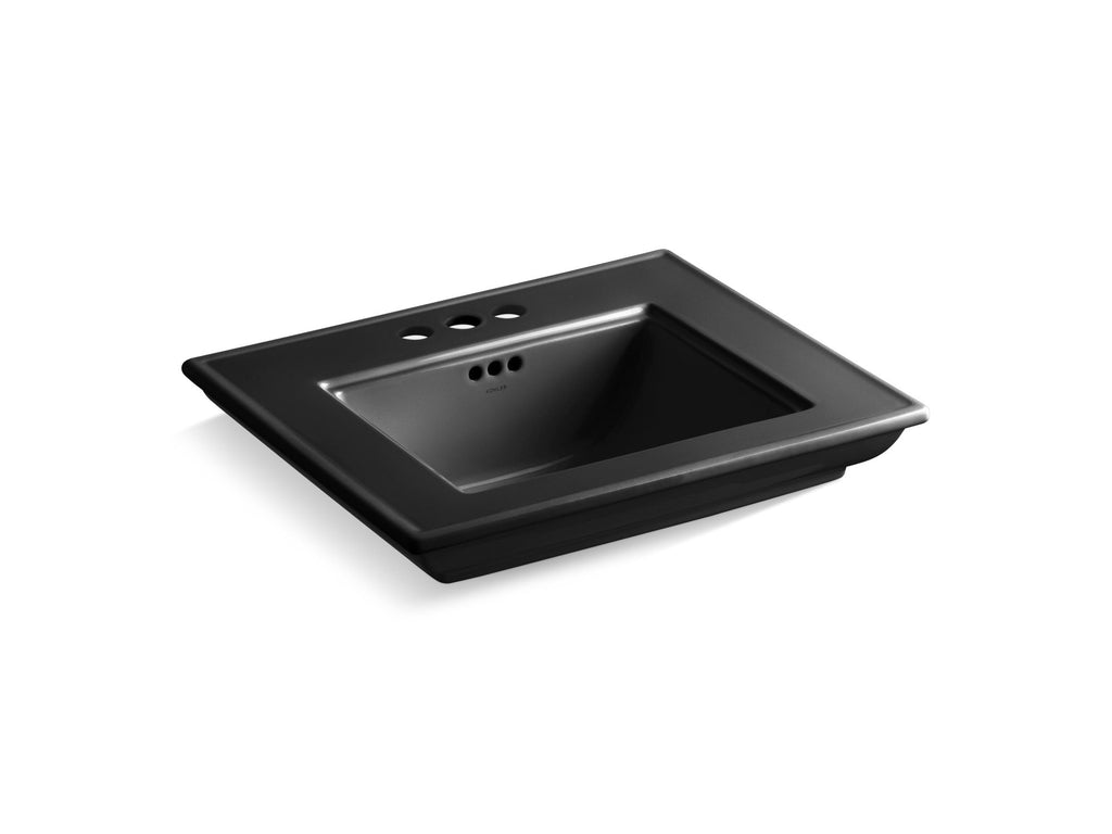 Bathroom Sink | Memoirs | Black Black | GROF USA