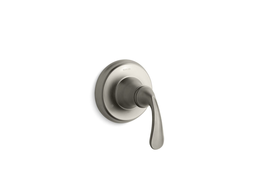 Valve Trim | Forté | Vibrant Brushed Nickel | GROF USA