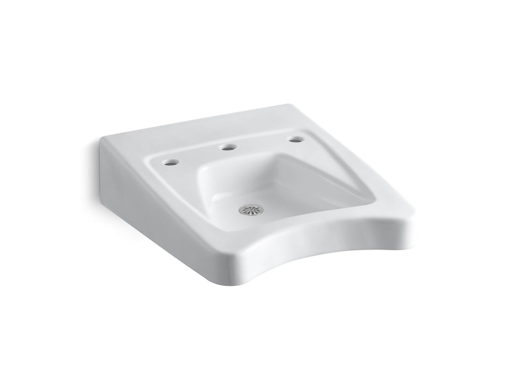Bathroom Sink | Morningside | White | GROF USA
